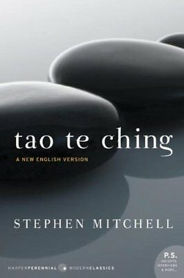 Tao Te Ching by Reader in Classics Stephen Mitchell 9780061142666
