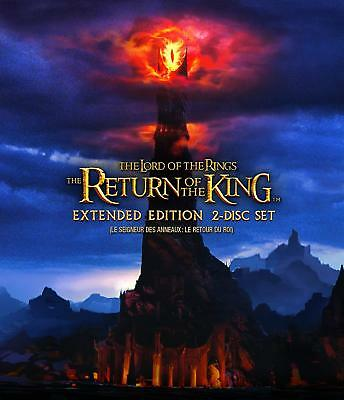 The Lord of the Rings: The Return of the King (2-Disc Extended Edition) [Blu-ray