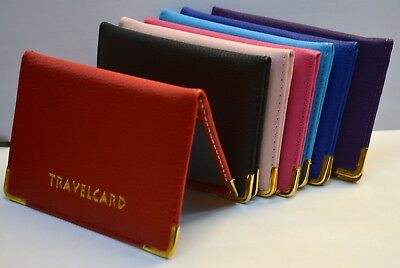 travel card bus pass rail card holder oyster card holder