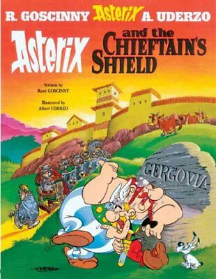 Asterix: Asterix and the Chieftain's Shield Album 11 9780752866253