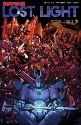 Transformers Lost Light, Vol. 3 by James Roberts 9781684053315 (Paperback, 2018)