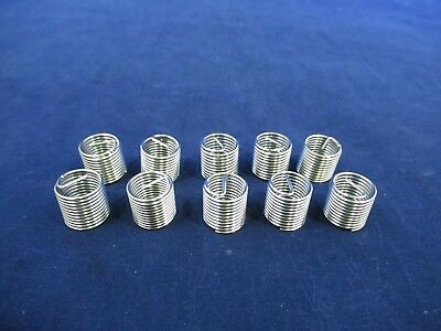 Recoil NEW 1/2-20 UNF Free Running Helical Thread Repair Insert LOT OF 10!