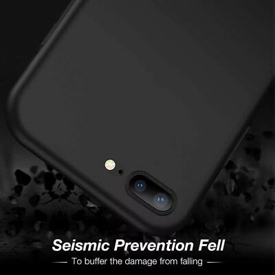 """For Apple iPhone XS Max Case 6.5"""" Silicone Matte Bumper Gel iPhone 10S Max Cover"""