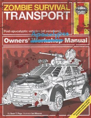 Zombie Survival Transport Manual Post-apocalyptic vehicles (all... 9781785211669