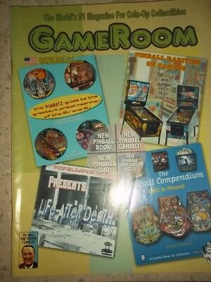 GameRoom Magazine April 2005 Vol 17. No 4. Free Shipping!