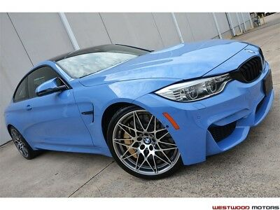 2017 BMW M4 RARE MSRP $92k Competition Ceramic Brakes Executiv 2017 BMW M4 RARE MSRP $92k Competition Ceramic Brakes Executive $$$ Automatic