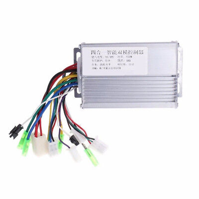 DC 36V/48V 1*Electric Bicycle E-bike Scooter Brushless DC Motor Speed Controller