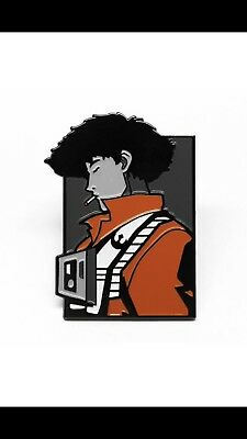 Cowboy Bebop Pin Lapel Hat Badge Star Wars Xwing Pilot Spike Anime Gist USA Ship
