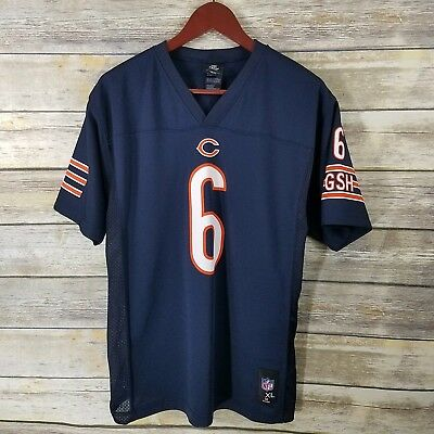 8ace7c00 NFL TEAM APPAREL Youth Chicago Bears, Jay Cutler Shirt, Large ...