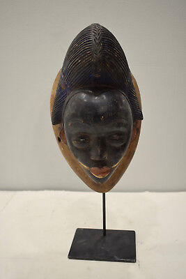African Punu Female Mask Gabon