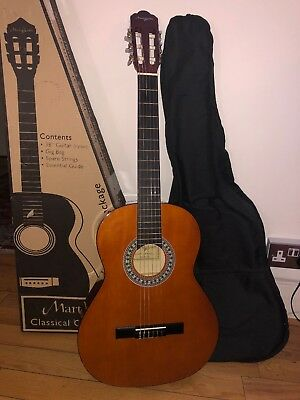 Martin Smith Acoustic Guitar 3 4 Size Classical Guitar 19 99