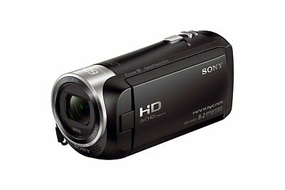 Sony HDR-CX405 Full HD Camcorder - Black
