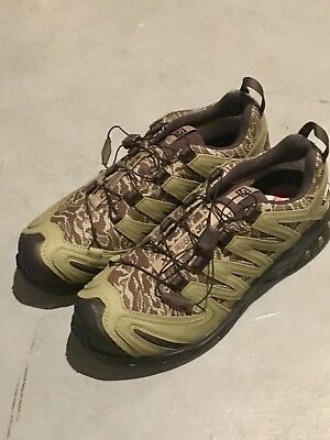 brand new 348b2 f6237 SALOMON XA PRO 3D Low GTX Forces Mens SZ 9.5 Camo -  95.00   PicClick  salomon