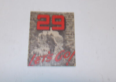 WWII  US Army 29th Infantry Division Let's Go Booklet Rare