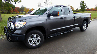 2014 Toyota Tundra SR5 DOUBLE CAB 4x4 5.7L V8 LONG BED TOW PACKAGE BLUETOOTH TOUCH SCREEN BACKUP CAM