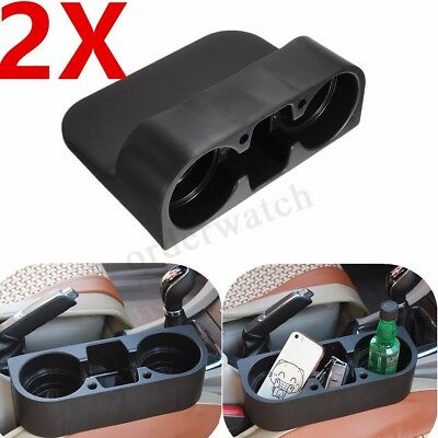 Car Van Truck Drink Beverage Water Cup Bottle Can Air Vent Holder Stand Mount !