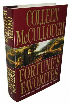 Fortune's Favorites by McCullough, Colleen Book The Cheap Fast Free Post