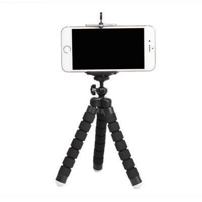 Portable Monopods Mini Flexible Tripod Octopus Stand For DSLR SLR Camera Phone