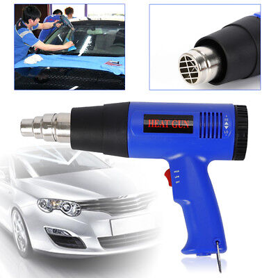 1800W Heavy Duty Hot Gun Adjustable Temperature for stripping paint, varnish US