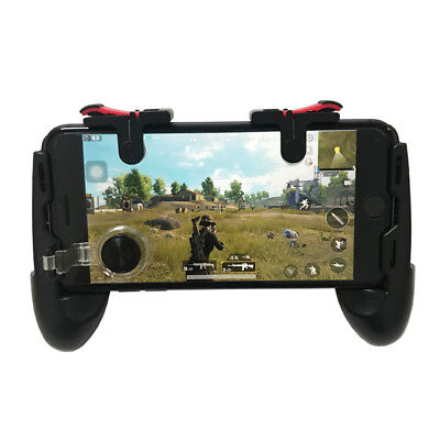 Free Fire PUBG Mobile Game Fire Button Aim Key Gaming Trigger Controller 4 in 1