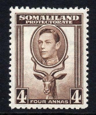 Somaliland 4 Cent  Stamp c1938 Mounted Mint (904)