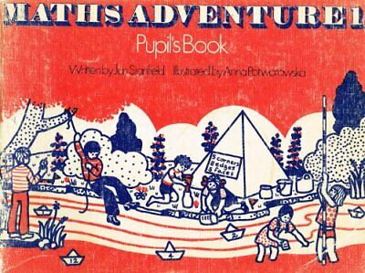 Maths Adventure 1: Pupil's Book by Stanfield, Jan Paperback Book The Cheap Fast