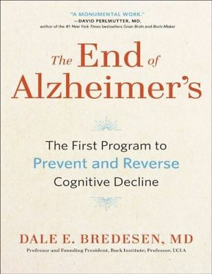 The End Of Alzheimer's by Dale E.Bredesen 1 Minute Delivery[EB00K/PDF]