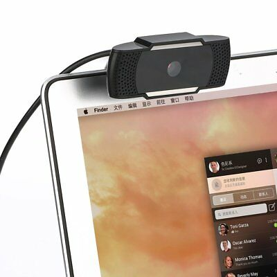 HD USB 12 Megapixel Webcam Video Camera with Microphone Mic for PC Laptop Skype