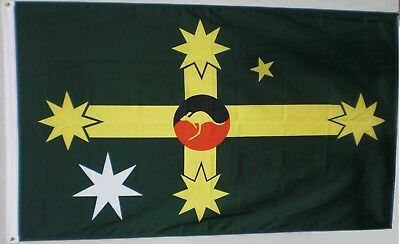 Latest design Australian flag
