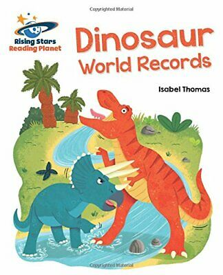 Reading Planet - Dinosaur World Records - Turquoise: Galaxy... by Thomas, Isabel