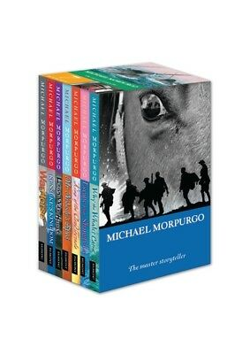 Michael Morpurgo Collection by Michael Morpurgo (Counterpack  filled)