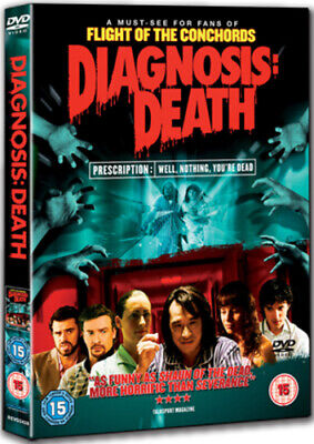 Diagnosis Death DVD (2009) Raybon Kan ***NEW***