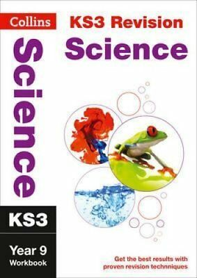 KS3 Science Year 9 Workbook by Collins KS3 9780007562756 (Paperback, 2014)