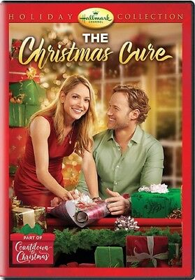PREORDER DEC 11 THE CHRISTMAS CURE New DVD Hallmark Channel Holiday Collection