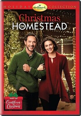CHRISTMAS IN HOMESTEAD New Sealed DVD Hallmark Channel Holiday Collection