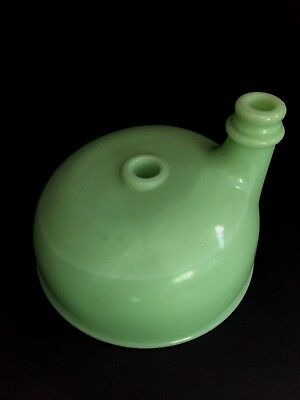 Vintage Anchor Hocking Fire King Jadeite Jadite Sunbeam Mixer Attachment Juicer