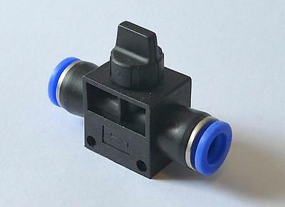 10Mm Pneumatic Push In Fitting, Ball Valve, Co2,dosing Pumps,aquariums