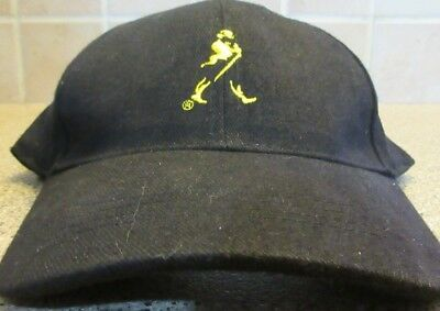 Johnnie Walker Black / Yellow Hat - One Size Fits All NWOT / Free Ship