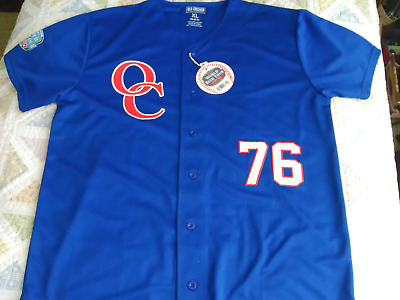NWT Old Chicago World Beer Tour Jersey XL