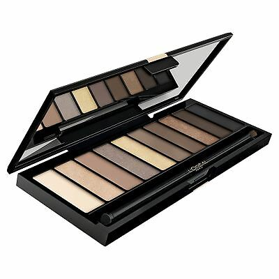 NEW L'Oreal Paris Color Riche La Palette Eyeshadow Eye Shadow Make Up NUDE BEIGE