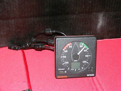 Raymarine Autohelm St50 Wind Display Z094**working When Removed**free Ship