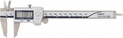 !!NEW!! Mitutoyo Digital Caliper, 500-752-20, 0-6in/0-150mm (IP67)