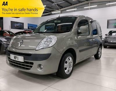 2011 11 Renault Kangoo 1.6 Expression 16V 5D 105 Bhp Wheelchair Adapted+Winch