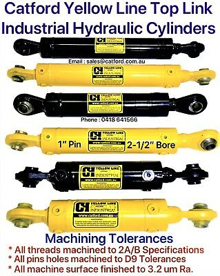 Catford Yellow Line, Hydraulic Top Link Cylinders / Rams