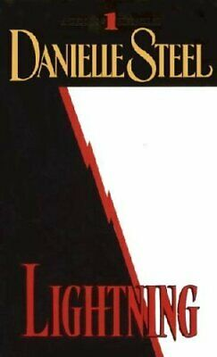 Lightning by Danielle Steel Book The Cheap Fast Free Post