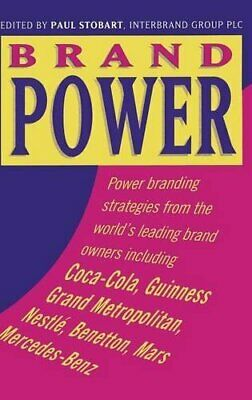 Brand Power Hardback Book The Cheap Fast Free Post