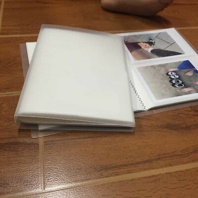 80 Pockets Photo Album Book Storage Case For Polaroid  For Keeping Business Card