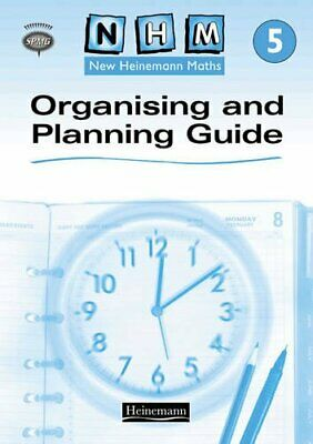 New Heinemann Maths Year 5, Organising and Planning Guide by SPMG Paperback The