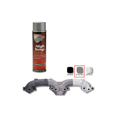 ABSOLUTE COATINGS (POR15) 44218 - High Temp, Mainifold Gray, 15 oz. Spray