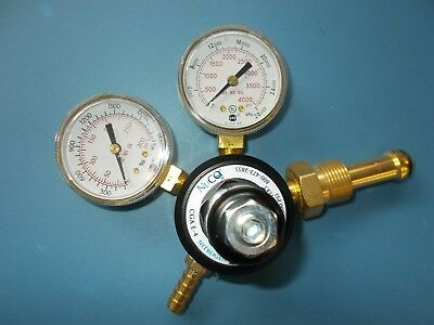 Nitrogen Regulator - High Pressure